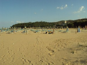 spiaggia nel verde (Copia)